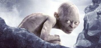 Bild zu:  Gollum aus Herr der Ringe