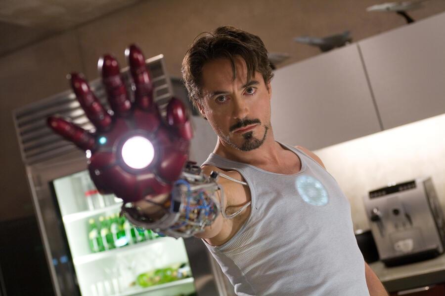 Iron Man mit Robert Downey Jr.