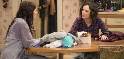 Sara Gilbert als Darlene in Roseanne