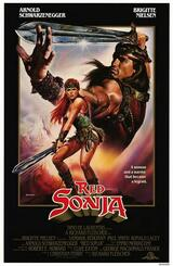Red Sonja - Poster