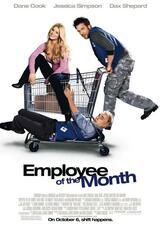 Mitarbeiter des Monats - Poster
