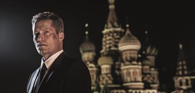 Nick Tschiller unterwegs in Moskau
