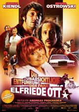 Die unabsichtliche Entführung der Frau Elfriede Ott - Poster