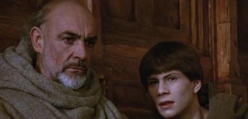 Sean Connery in Der Name der Rose