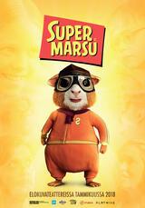 Supermarsu - Poster