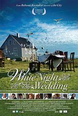 White Night Wedding - Poster