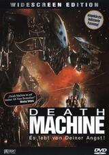 Death Machine - Monster aus Stahl - Poster