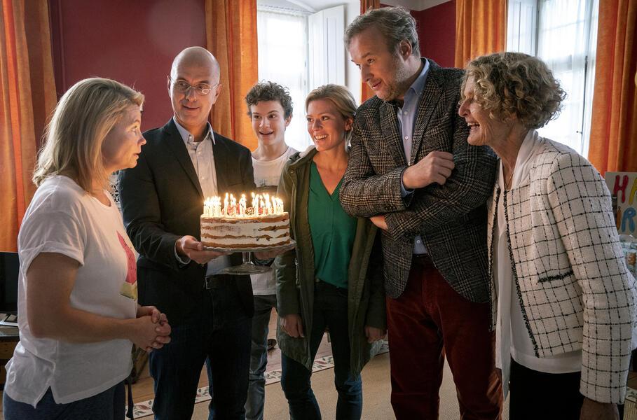 Hotel Heidelberg - Wer sich ewig bindet mit Christoph Maria Herbst, Annette Frier, Stephan Grossmann, Nele Kiper, Kathrin Ackermann und Nico Ramon Kleemann