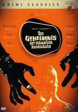 Das Geheimnis der schwarzen Handschuhe - Poster