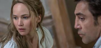 Bild zu:  mother! - Jennifer Lawrence, Javier Bardem