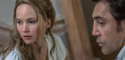 mother! - Jennifer Lawrence, Javier Bardem