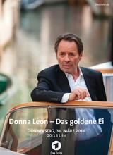 Donna Leon - Das goldene Ei - Poster