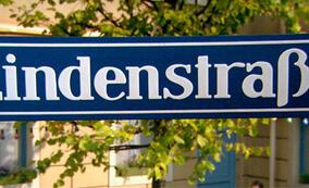Lindenstraße Charaktere
