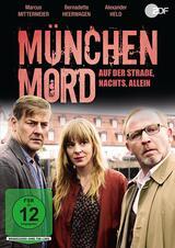 München Mord: Auf der Straße, nachts, allein - Poster