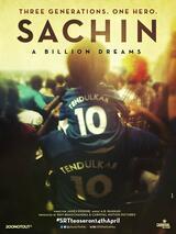 Sachin - Poster