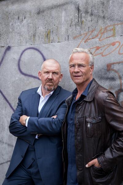 Tatort: Die Wacht am Rhein mit Dietmar Bär und Klaus J. Behrendt
