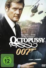 James Bond 007 - Octopussy Poster