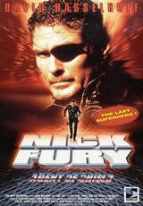 Agent Nick Fury - Einsatz in Berlin - Poster