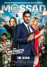 Mossad - Poster