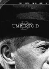 Umberto D. - Poster