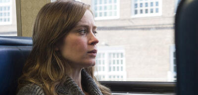 Emily Blunt inThe Girl on the Train