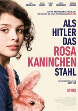 Als Hitler das rosa Kaninchen stahl - Poster