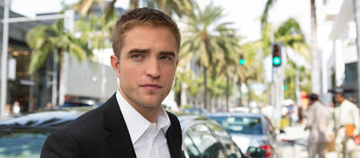 Publikumsliebling der Frauenwelt: Robert Pattinson in Maps to the Stars