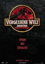 Vergessene Welt - Jurassic Park Poster
