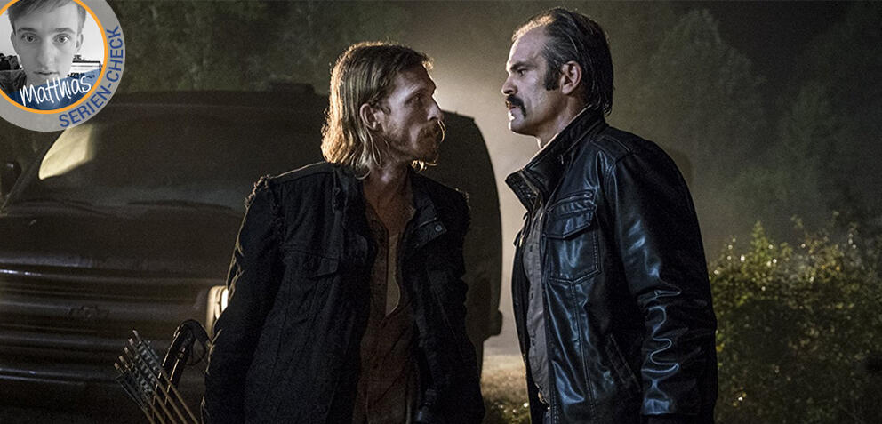 The Walking Dead - Staffel 8, Folge 13: Do Not Send Us Astray