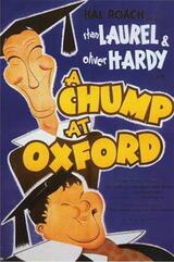 Dick und Doof in der Schule - Poster