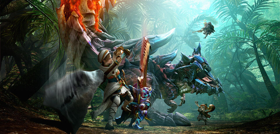 Monster Hunter Genearations