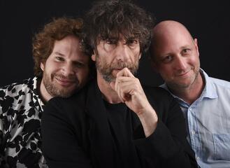 American Gods: Bryan Fuller, Neil Gaiman und Michael Green