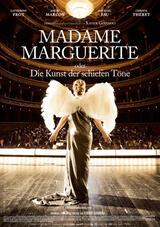 Madame Marguerite oder Die Kunst der schiefen Töne - Poster