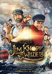 Jim Knopf und die Wilde 13 Poster
