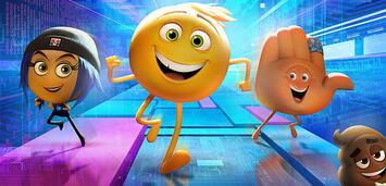 Bild zu:  Emoji - Der Film
