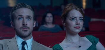 Bild zu:  Ryan Gosling und Emma Stone