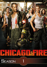 Chicago Fire - Staffel 1 - Poster