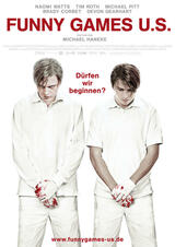 Funny Games U.S. - Poster