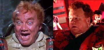 Baron Harkonnen in den Dune-Verfilmungen von 1984 und 2000