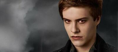 Xavier Samuel als Vampir Riley in Twilight Eclipse