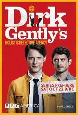 Dirk Gentlys Holistische Detektei - Poster