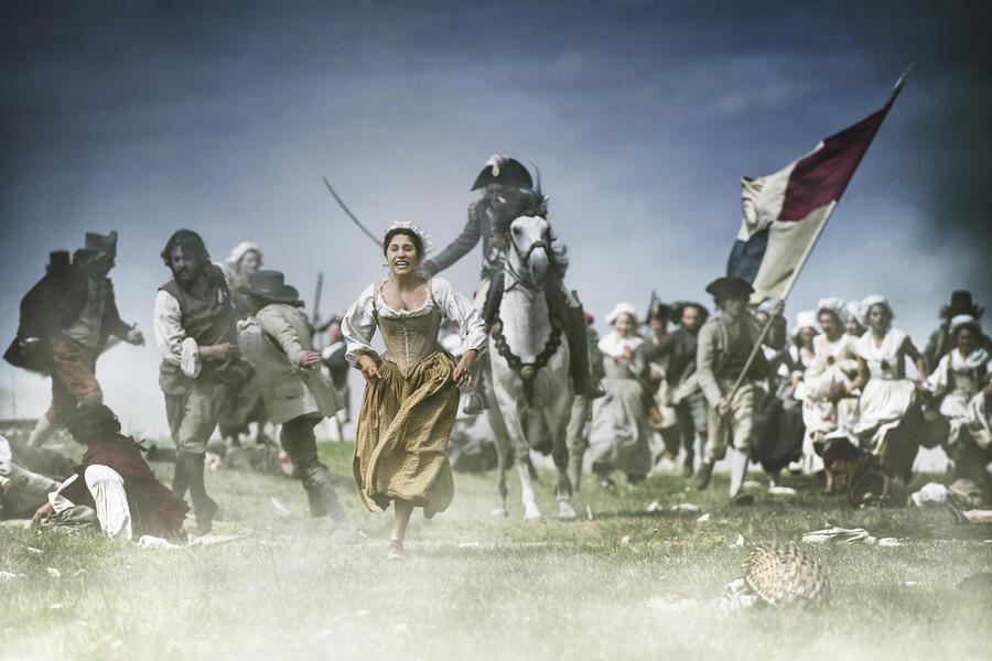 Ein Volk und sein König mit Izïa Higelin