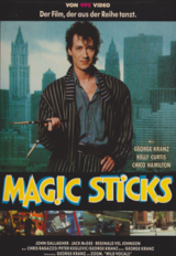 Magic Sticks - Poster