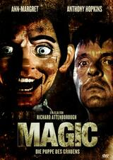 Magic - Die Puppe des Grauens - Poster