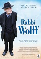 Rabbi Wolff - Poster