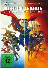 Justice League: Crisis on Two Earths - Poster
