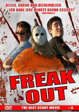 Freak Out - The Next Scary Movie - Poster