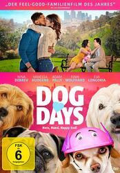 Dog Days - Herz, Hund, Happy End! Poster
