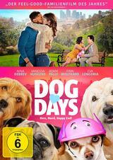Dog Days - Herz, Hund, Happy End! - Poster