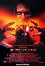 John Carpenter's Ghosts of Mars Poster